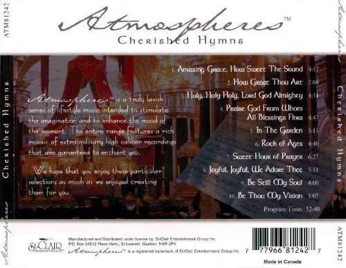 Atmospheres: Cherished Hymns
