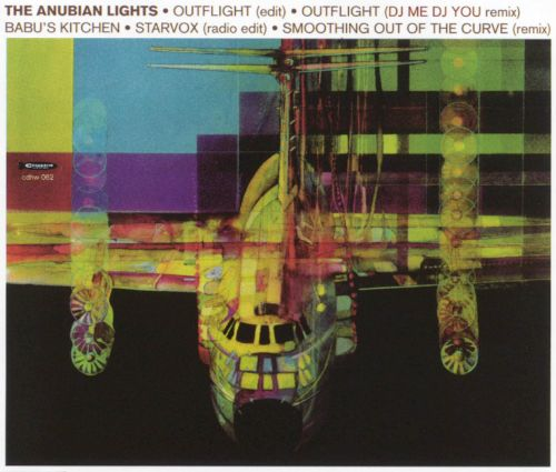 Outflight [CD/12