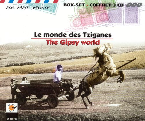 Air Mail Music: The Gipsy World