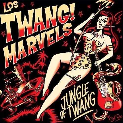 Jungle of Twang