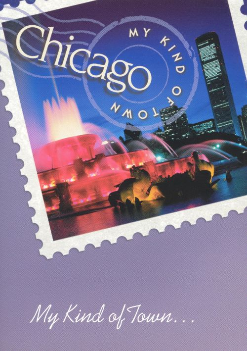 Chicago: My Kind of Town [BMG Greeting Card CD]