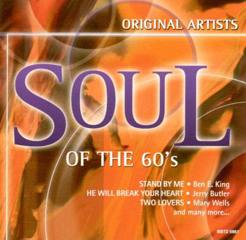 Soul of the 60's [Madacy]