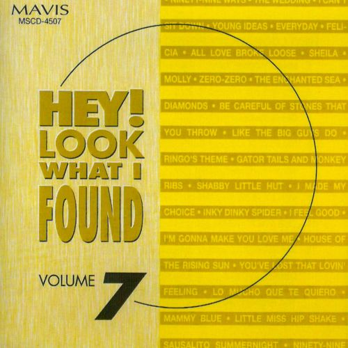 Hey! Look What I Found, Vol. 7