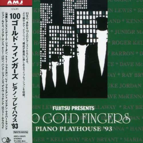 100 Gold Fingers: Piano Playhouse 1993
