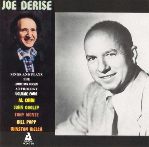 Sings and Plays the Jimmy Van Heusen Anthology, Vol. 4