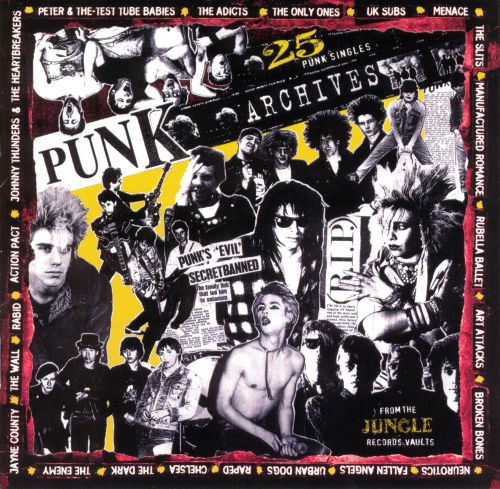 Punk Archives