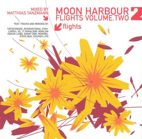 Moon Harbour Flights, Vol. 2