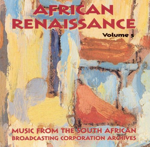 African Renaissance, Vol. 5: Ndebele and Sotho