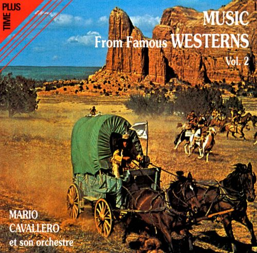 Music from Famous Westerns, Vol. 2