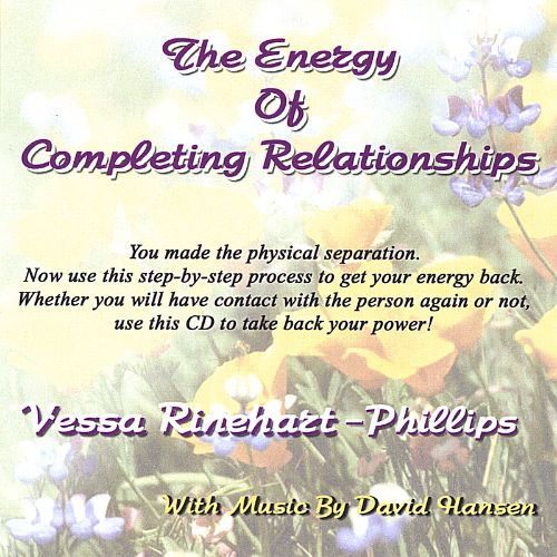 The Energy of Completing Relationships