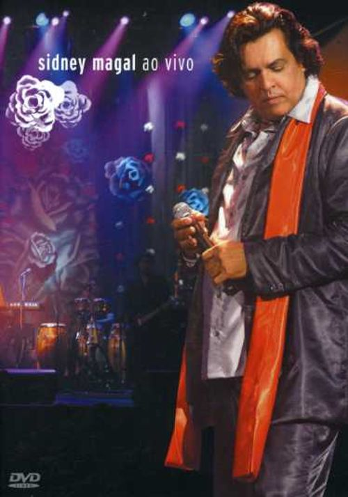 Sidney Magal: Ao Vivo [DVD]