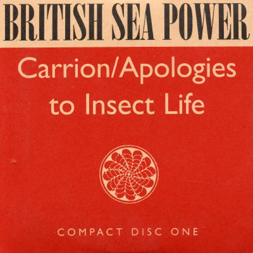 Carrion/Apologies to Insect Life [UK CD #1]