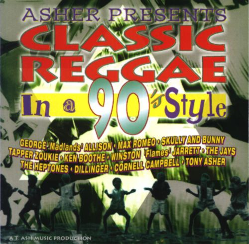 Classic Reggae in the 90's Style
