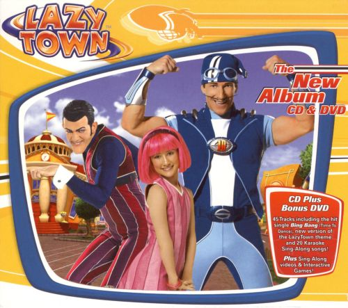 Lazytown, Vol. 2: The New Album