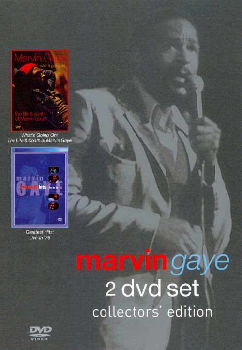 What's Going On: The Life & Death of Marvin Gaye/Greatest Hits Live in 1976