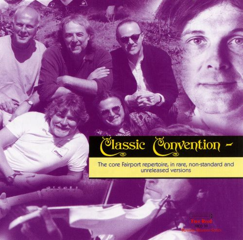 Classic Convention [Free Reed]