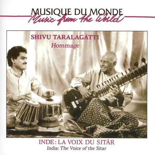India: The Voice of the Sitar
