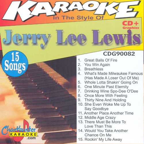 Karaoke In The Style Of: Jerry Lee Lewis