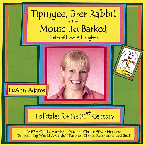 Tipingee, Brer Rabbit & the Mouse That Barked