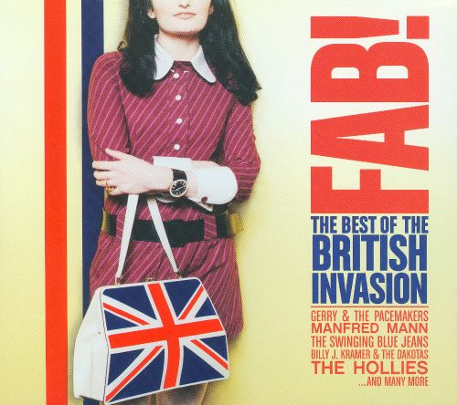 Fab! The Best of the British Invasion [2CD]