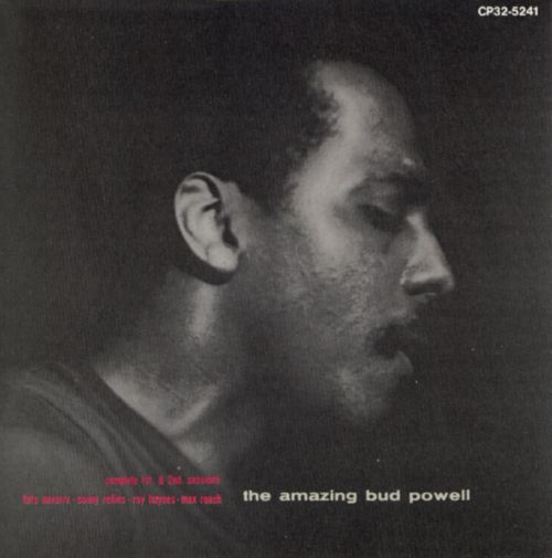 The Amazing Bud Powell [Compilation]