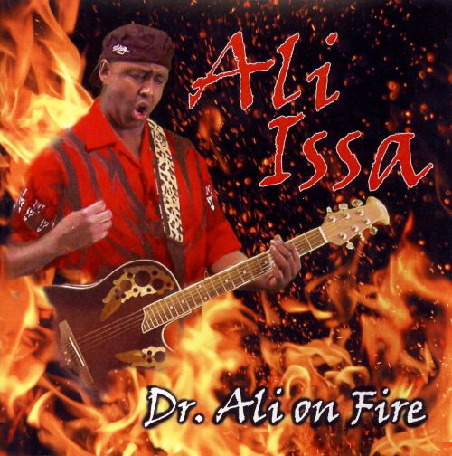 Dr. Ali on Fire