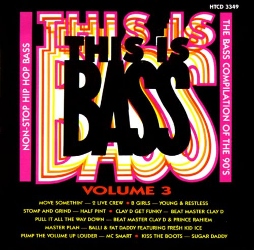 This Is Bass, Vol. 3
