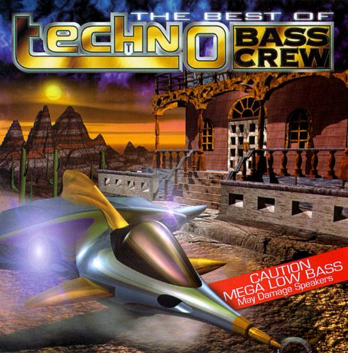 The Best of Techno Bass Crew