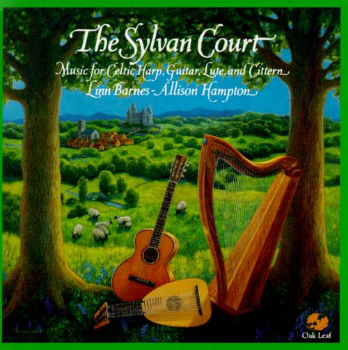Music For Celtic Harp, Guitar, Lute, And Cittern