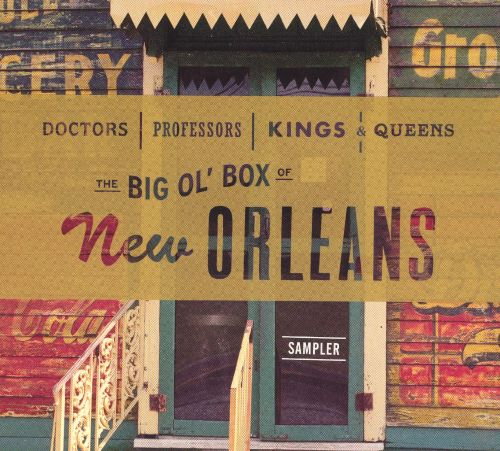 Big Ol' Box of New Orleans Sampler