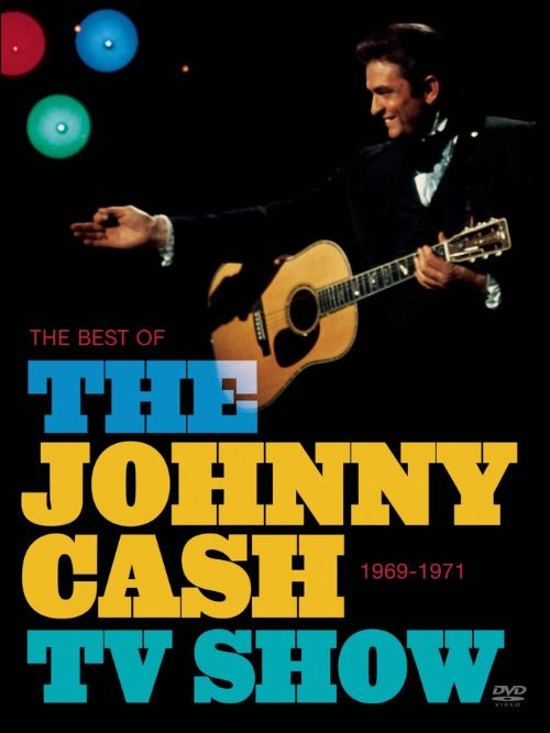 Best of the Johnny Cash Show [DVD]