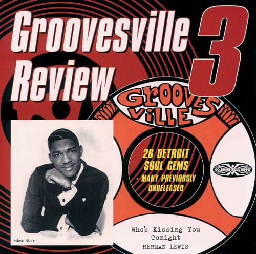 Groovesville Review, Vol. 3
