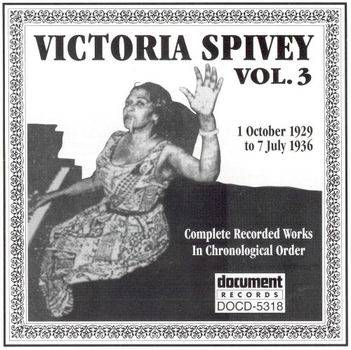 Complete Recorded Works, Vol. 3 (1929-1936)