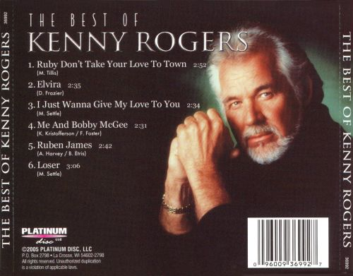The Best of Kenny Rogers [Platinum 2006]