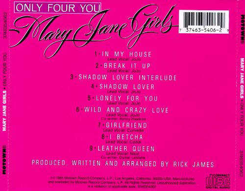 Only Four You