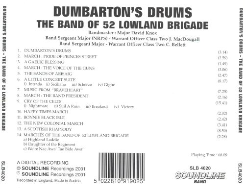 Dumbarton's Drums