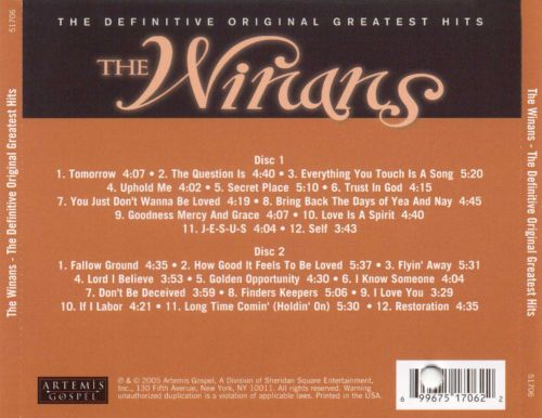 The Definitive Original Greatest Hits