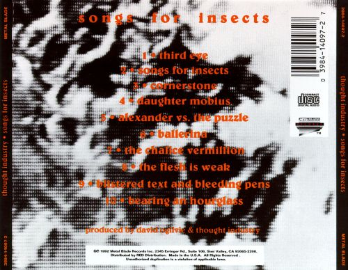 Songs for Insects