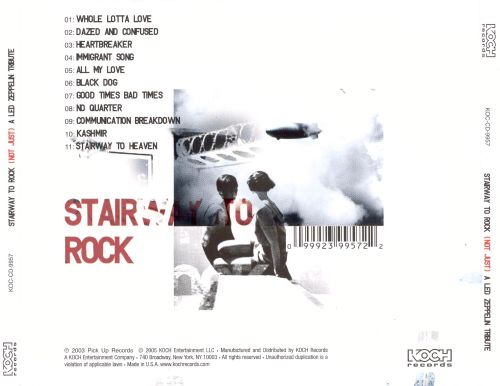 Stairway to Rock (Not Just) A Led Zeppelin Tribute