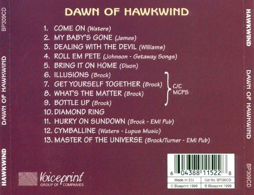 The Dawn Of Hawkwind