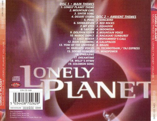 Lonely Planet: Music from the Lonely Planet, Vol. 1