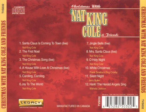 Christmas With Nat King Cole and Friends