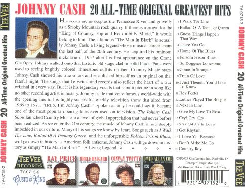 20 All-Time Original Greatest Hits