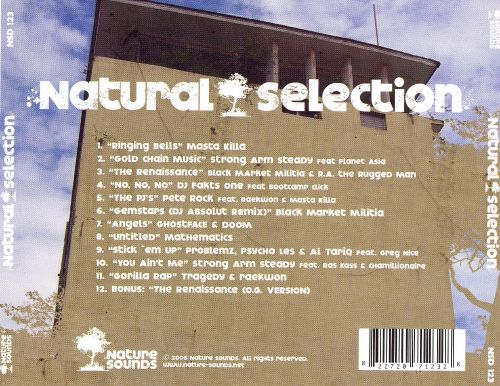 Natural Selection [Nature Sounds]