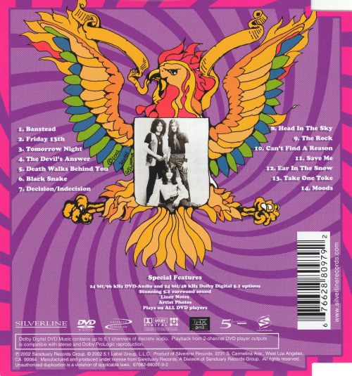 The Best of Atomic Rooster [Silverline]