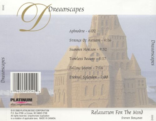 Dreamscapes: Relaxation For The Mind