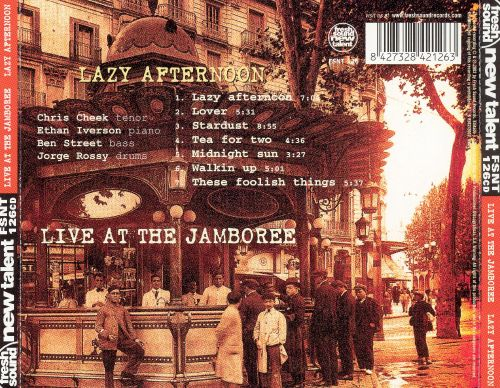 Live at the Jamboree: Lazy Afternoon
