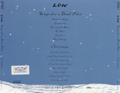 Songs for a Dead Pilot/Christmas