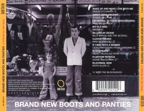 Brand New Boots and Panties: Tribute to Ian Dury
