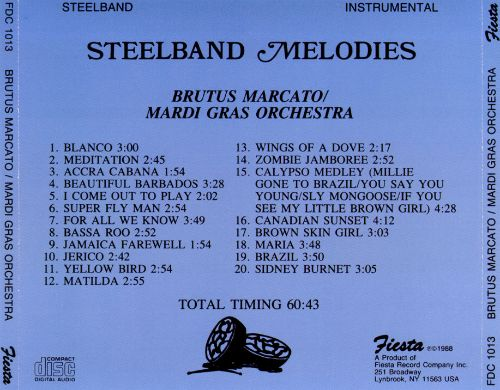 Steel Band Melodies